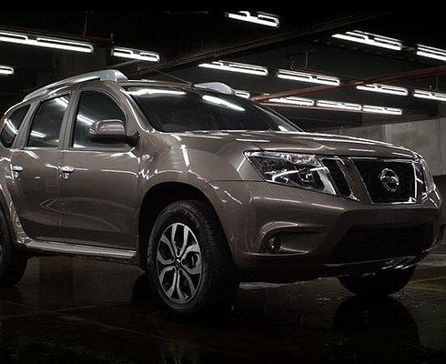 Nissan показал обновленный Terrano