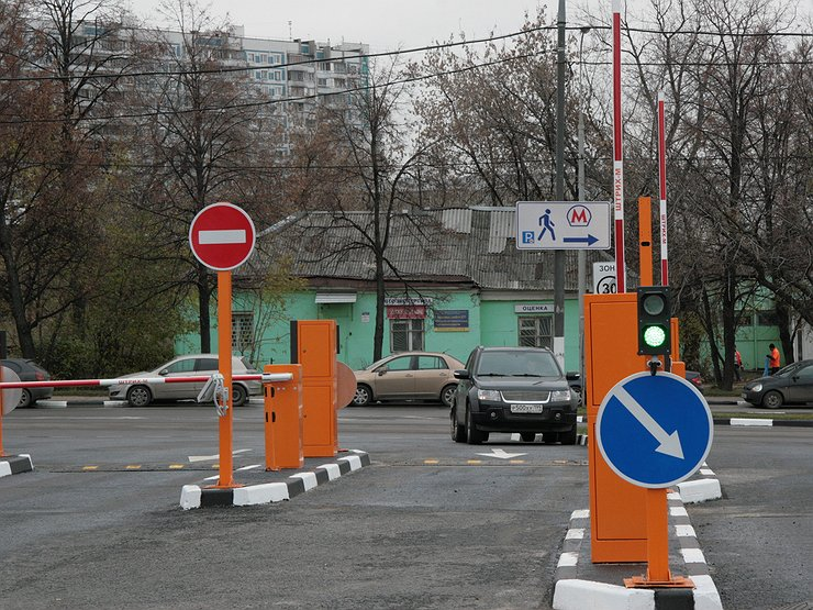 В столице России появятся шесть перехватывающих парковок