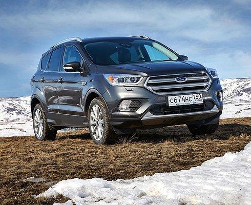 Почему вРоссии растет популярность автомобилей Ford