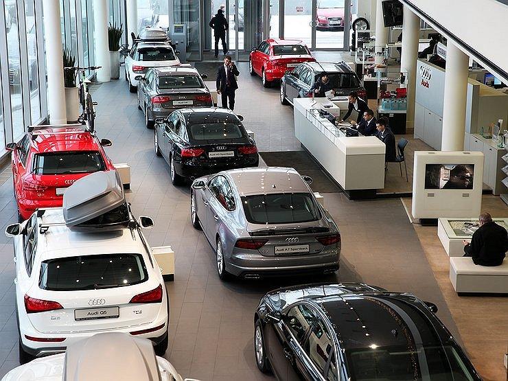Рынок автомобилей вначале года: падение на 5 процентов