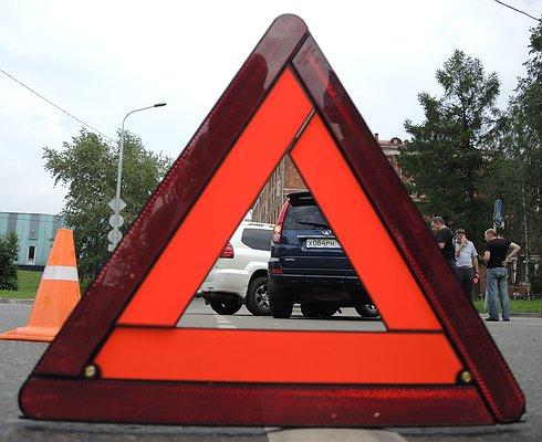 Каждую шестую аварию вМоскве оформляют поевропротоколу