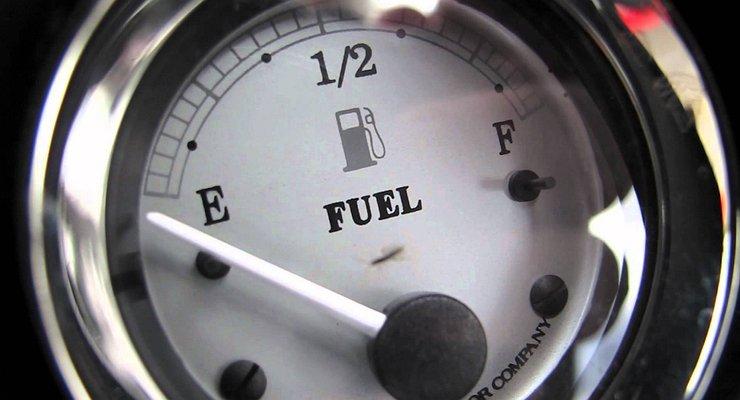 Как узнать уровень топлива при сломанном датчике