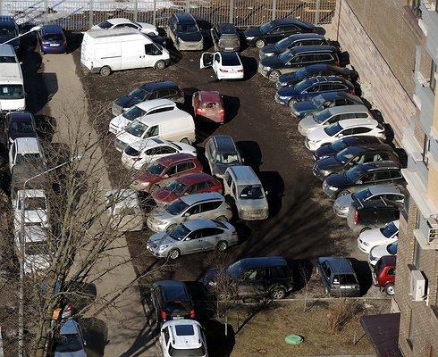 Реновации жилья вМоскве: новые парковки станут платными