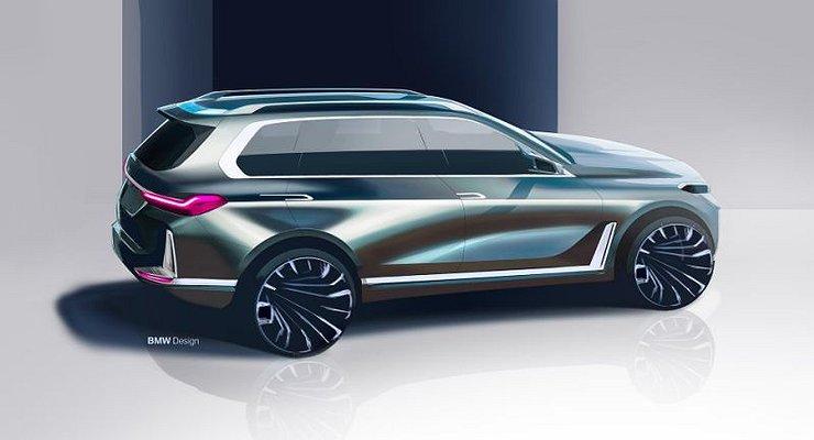 Названы сроки появления нового кроссовера BMW X8