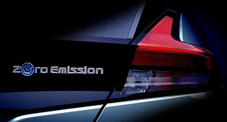Названа дата премьеры Nissan Leaf второго поколения