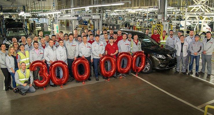 Nissan похвастался новым достижением своего петербургского завода
