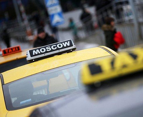 Московское такси поголовно пожелтеет в2018 году