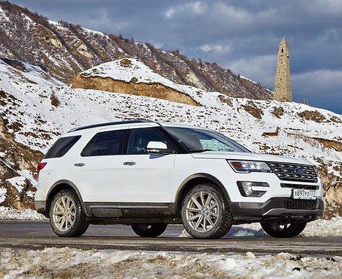 Ford снижает цены накроссовер Explorer