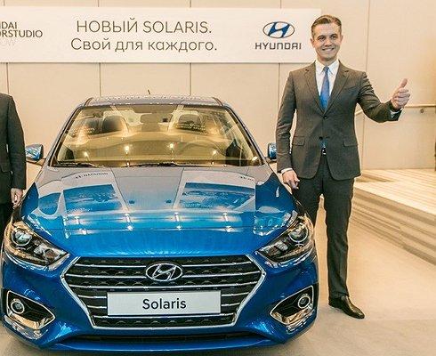 Hyundai увеличит российские продажи в2017 году на10%