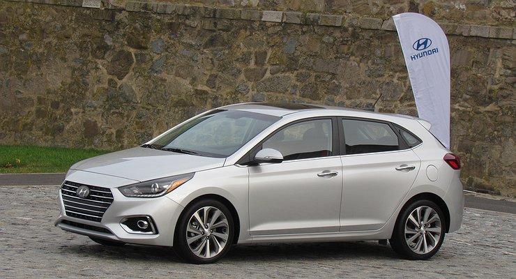 Состоялась премьера нового хетчбэка Hyundai Solaris
