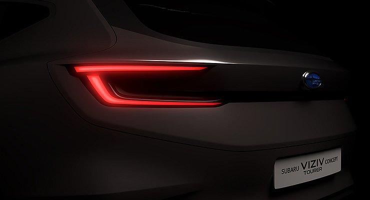 Subaru привезет наЖеневский автосалон новый универсал