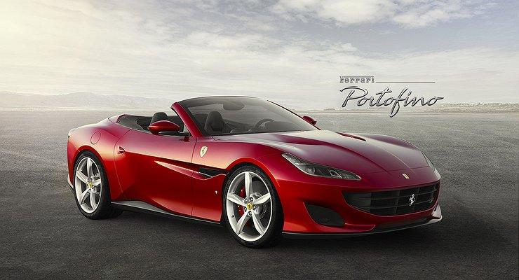 Объявлена дата премьеры преемника суперкара Ferrari California T