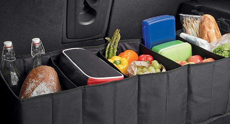 Чем оборудовать багажник, чтобы грамотно организовать пространство