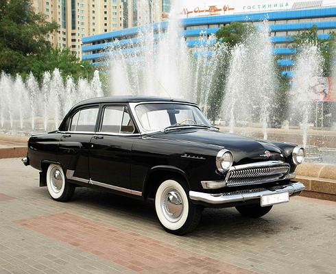 «Волга» может вернуться наавтомобильный рынок