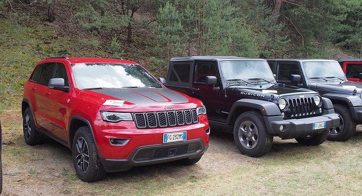 Китайская Great Wall собирается купить легендарный Jeep