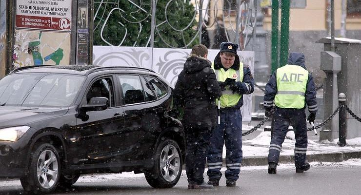 Лишать водителей «прав» засистематическое нарушение ПДД начнут уже летом