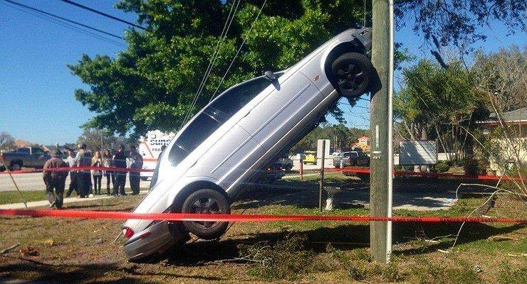 Какие страшные беды грозят вашему авто вгороде