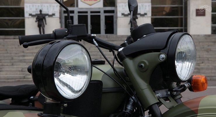 Harley-Davidson отдыхает: почему заграницей так любят росиийский мотоцикл «Урал»