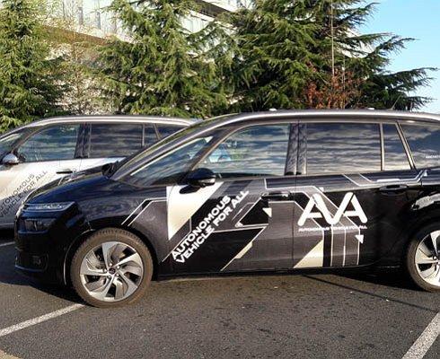 PSA Group предлагает водителям испытать беспилотники