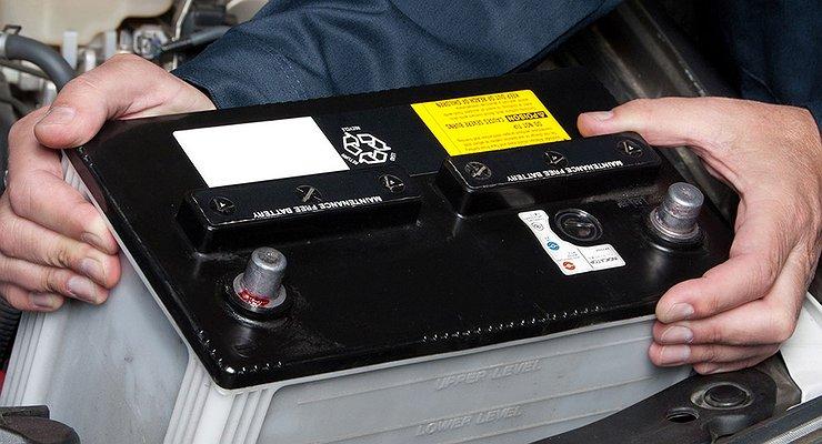 Как самостоятельно быстро завести машину ссевшим аккумулятором
