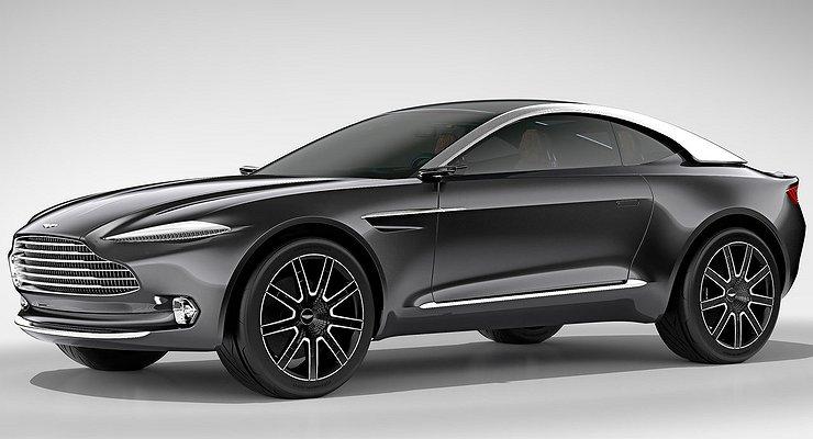 Aston Martin выбрал название для своего первого кроссовера