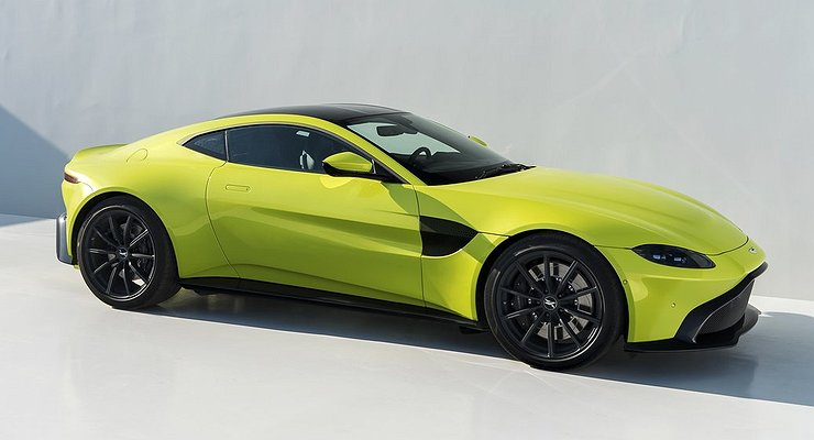 ВЛондоне представили Aston Martin Vantage нового поколения
