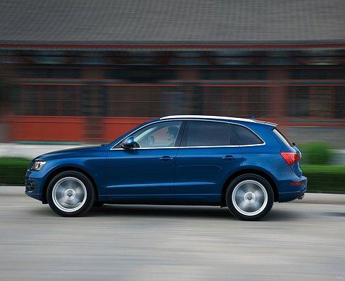 Подержанный Audi Q5: много проблем забольшие деньги
