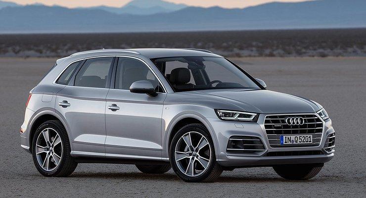 Audi A4, A5 иQ5 признали пожароопасными