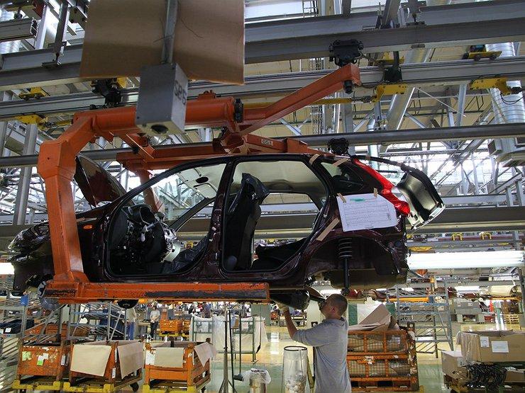 Автоваз: конвейер сборки kalina/granta возобновил работу - пресс-релизы - новости - официальный сайт lada