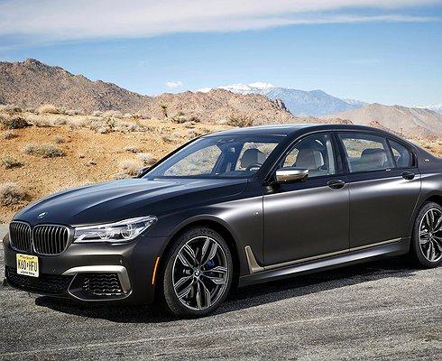 Баварцы отзывают смертельно опасную BMW 7-серии