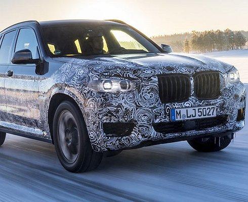 Новый BMW X3 получит спортивную версию M40i