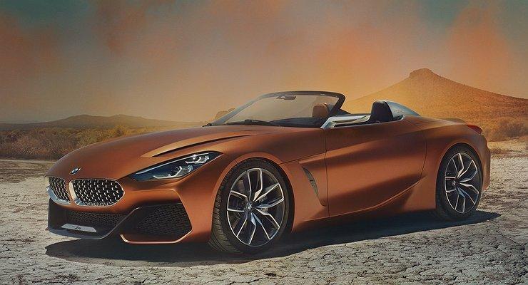 BMW Z4 третьего поколения получит 340- и390-сильные двигатели