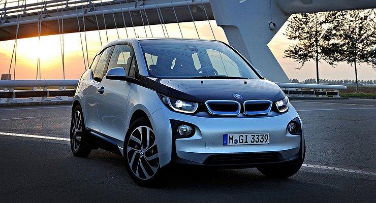 BMW i3 поступил наслужбу московского каршеринга