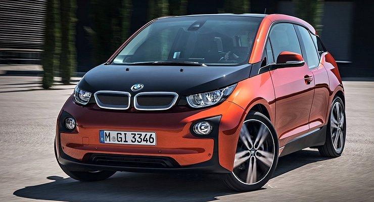 BMW откажется отпары электрокаров