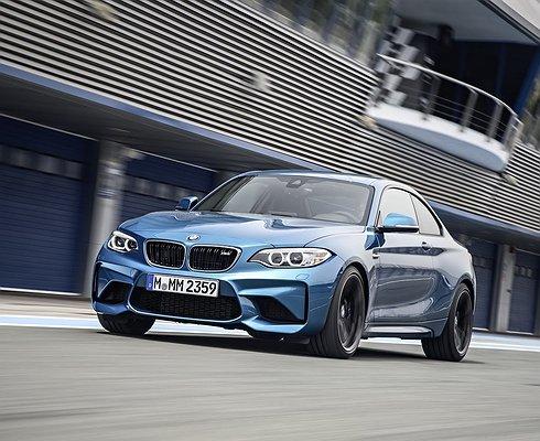 Представлена спецсерия спорткупе BMW M2 для Америки