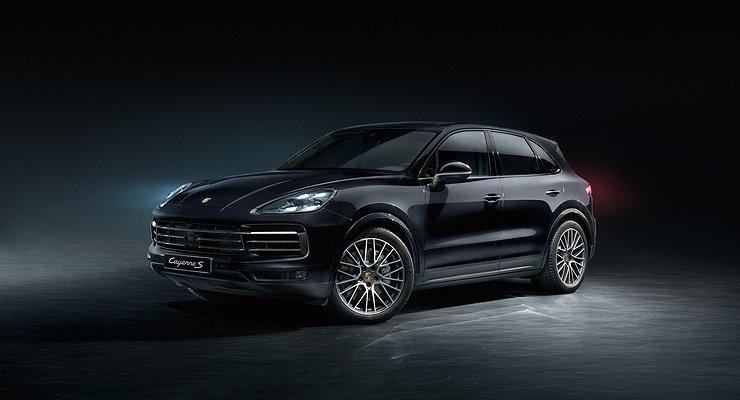 ВРоссии презентовали кроссовер Porsche Cayenne нового поколения