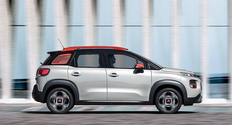 Новый кроссовер Citroën C3 Aircross бьет рекорды продаж