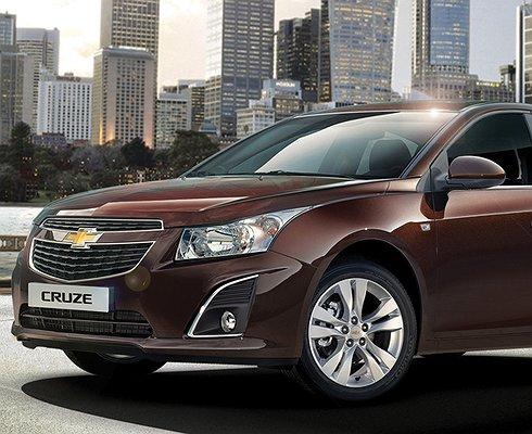 Ravon привезет вРоссию клонированные Chevrolet Cruze иTracker