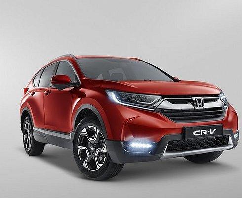 Объявлены комплектации Honda CR-V