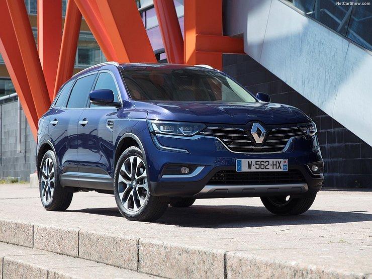 тест драйв кроссовера Renault Koleos по гмо технологии автомобили