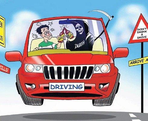 «День защитника отечества» может быть очень опасным для водителей