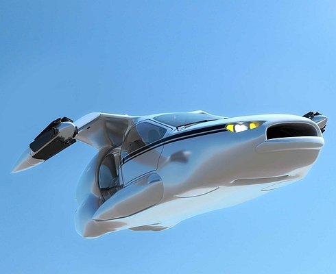 ВРоссии разработают первый летающий автомобиль
