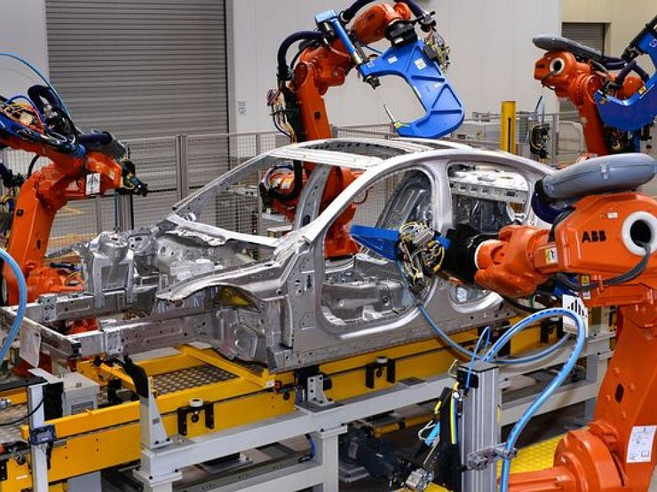 Словакия стала лидером вевропейских странах  попроизводству авто  натысячу человек