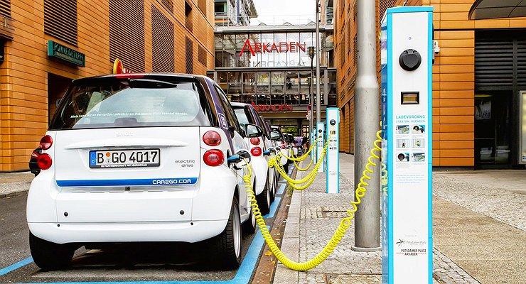 Доигрались: налог наэлектромобили составит более полумиллиона