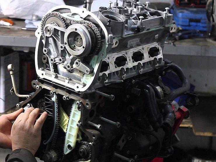 Как быстро ликвидировать стук в двигателе без дорогого ремонта