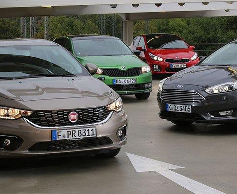 Чаще других навторичном рынке России продаются модели С-класса