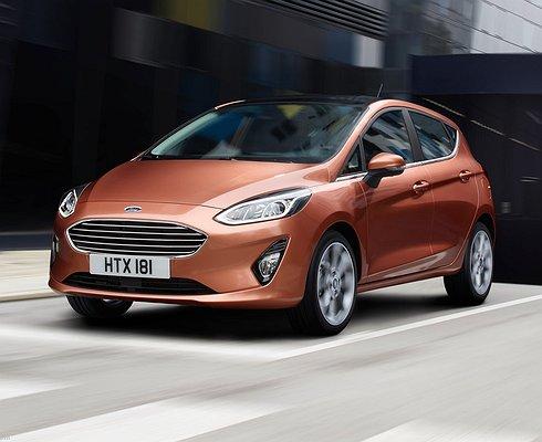 Ford приступил кпроизводству Fiesta нового поколения