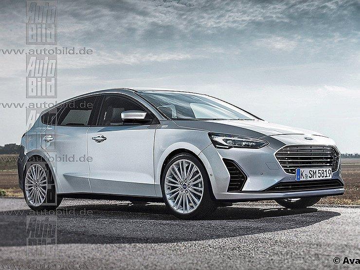 АвтомобилиАвтопромFord Focus превратится в купе