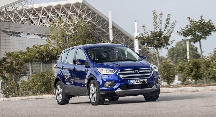 ВРоссии отзывают Ford Kuga иC-Max
