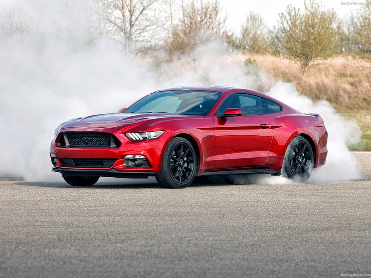 АвтомобилиАвтопромОбновленный Ford Mustang получит 10-ступенчатый автомат